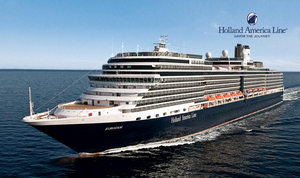 Holland America Line - Eurodamn