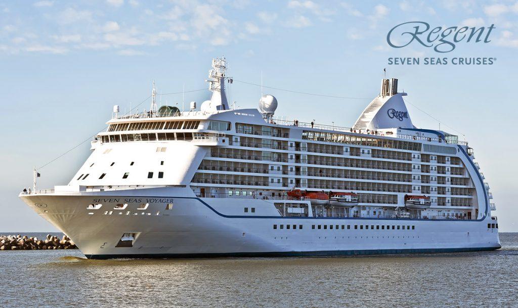 Regent Seven Seas - Voyager