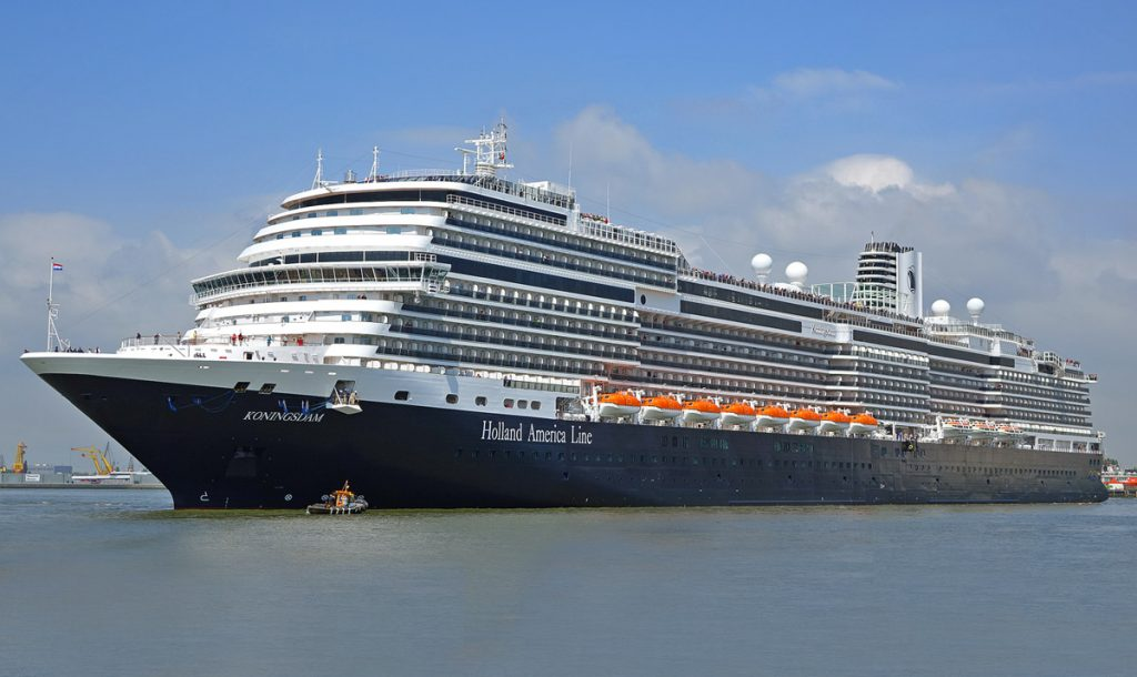 2022 Hawaii Sectional at Sea on the Holland America Line, MS Koningsdam.