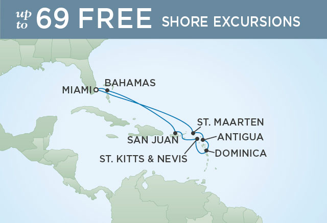 2021 Caribbean Shore Excursions