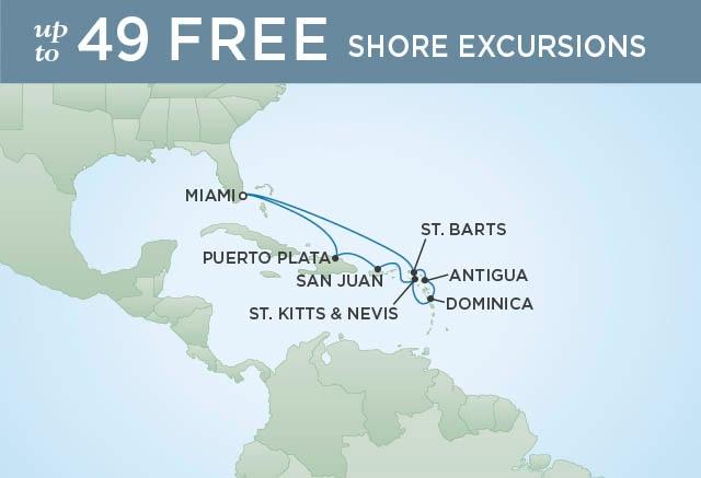 2022 Caribbean Shore Excursions