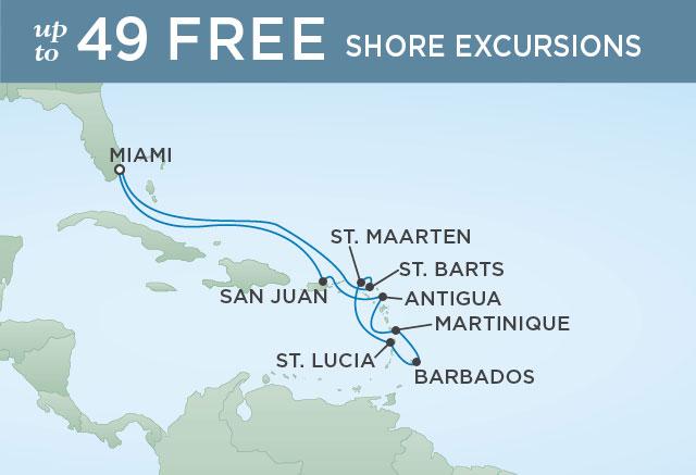 2020 Caribbean Shore Excursions