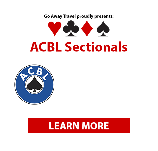ACBL Sectionals at Sea