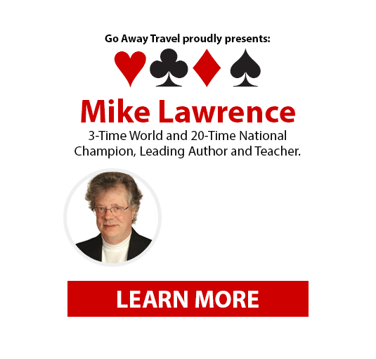Mike Lawrence - Go Away Travel Bridge Cruise Host