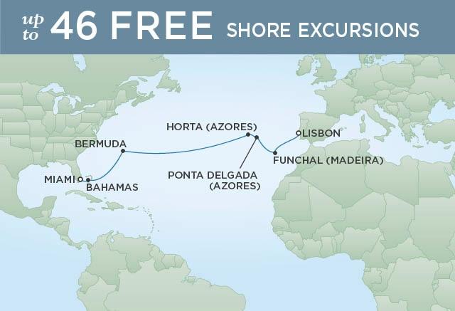 2022 Transatlantic Sectional at Sea