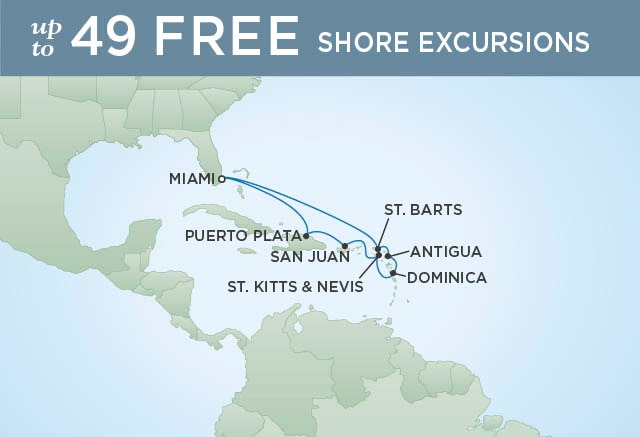 2022 Caribbean Shore Excursions