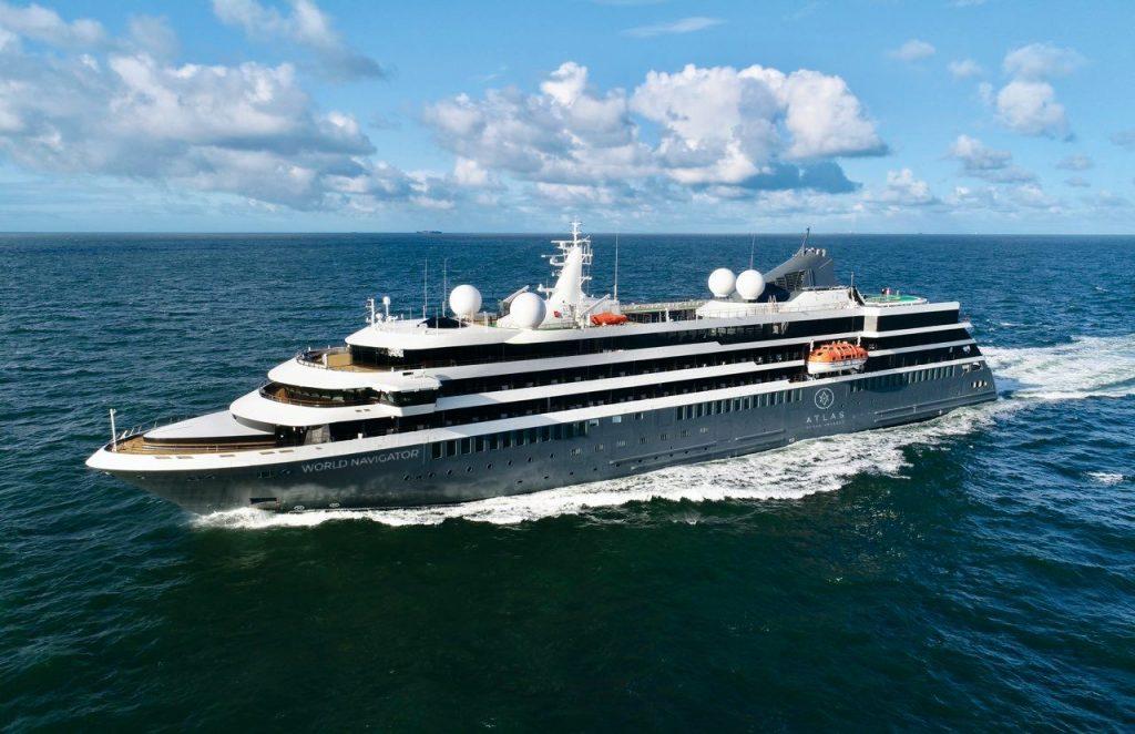 Atlas World Navigator Cruise Ship