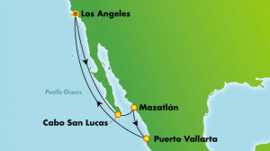 2022 Los Angeles Sectional - Bridge Cruise by Go Away Travel