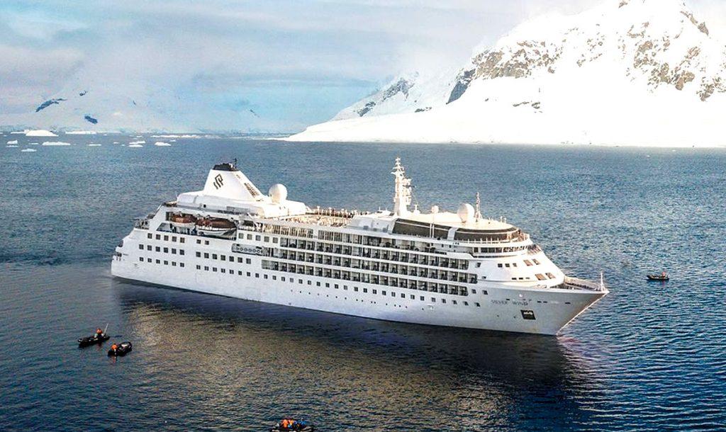 Silver Sea Cruise Line - Silver Wind