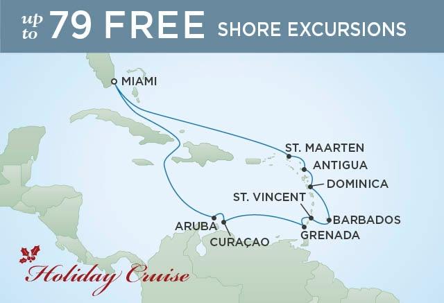 2022 Holiday Sectional at Sea